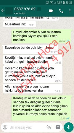 Screenshot 20190117 202607 WhatsApp 250x450 - Sevgi Vefki